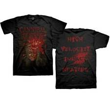 CANNIBAL CORPSE - Impact Spatter - T SHIRT S-M-L-XL-2XL Brand New Official