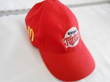 red MN Twins McDonald's cap