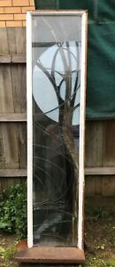 Stain Glassed Window Tall