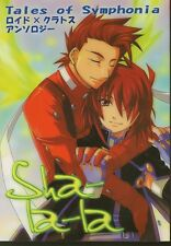 * valle of Symphonia yaoi doujinshi anthologie jap. Lloyd x Kratos * rar Top