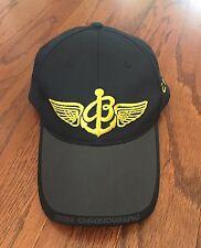 Men's NWOT BREITLING Since 1884 Adjustable Black Hat Never Worn