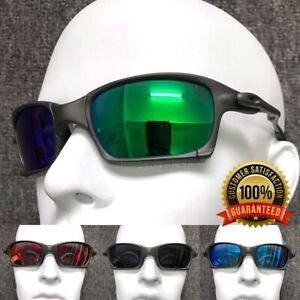 X-Metal Cyclops Cycling Bike Eyewear Ruby Polarized Lenses TITANIUM Goggles
