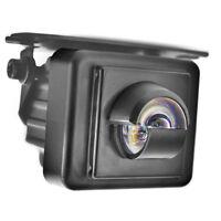 Frontkamera Rückfahrkamera 3 Seiten Kamera Rückfahrcamera für Navi Autoradio 180