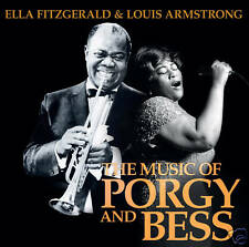CD The Music Of Porgy And Bess por Ella Fitzgerald y Louis Armstrong