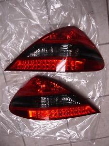 Mercedes-Benz R230 SL Genuine Tail Lights,Light SL63 SL500 SL550 SL55 AMG NEW
