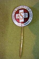 Anstecknadel - ASB - Arbeiter-Samariter-Bund