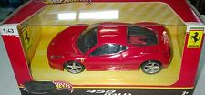 HOT WHEELS 1:43 AUTO DIE CAST FERRARI 458 ITALIA ROSSA T8417