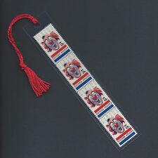 Circus Clown Lou Stamps Bookmark Unique L@@k!