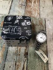 Fossil Scarlette ES4317 Quartz Diamond Accents Women's Watch *OPEN BOX*