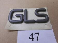 "Emblem/Logo ""GLS"" Opel KADETT E 90221501/2512689 original OPEL"