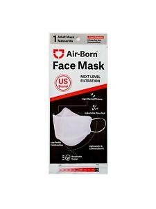 10 pcs Korean Air-Born™ Best Protective Face Mask Individual Pack KFDA Certified