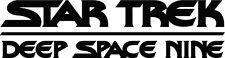 Star Trek Deep Space Nine Vinyl Decal Sticker