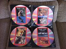 Time life-wildlife-job lot lot 4 x Electronic ld-very good condition!!!
