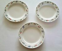 Monticello Bread Plates Harmony House by Hall China USA Lot of Three (3)