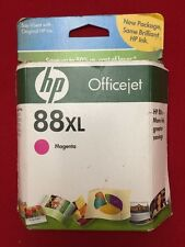 NEW Sealed HP #88XL Magenta Ink Cartridge C9392AN GENUINE HP