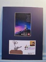 """Walt Disney's Pixar picture  """"Wall-E"""" & First Day Cover of its own stamp"""