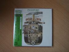 """Passport """"OCEAN LINER"""" Japan mini LP CD"""