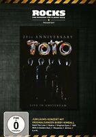 Toto - Live in Amsterdam   DVD NEU