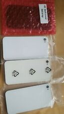 9 x Genuine Replacement Back for Apple iPhone 4 4s - NEW