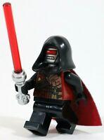 LEGO STAR WARS SITH JEDI DARTH REVAN MINIFIGURE - MADE OF GENUINE LEGO PARTS