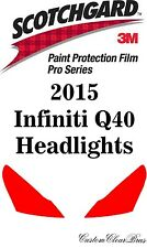 3M Scotchgard Paint Protection Film Pro Series Pre-Cut Fits 2015 Infiniti Q40