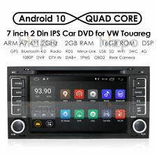 "for VW Touareg 2004-2011 Android 10.0 7"" IPS Car Stereo WiFi 2DIN Radio GPS Navi"