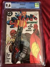 Superman 4 CGC 9.6 NM+ DC First Appearance Bloodsport Suicide Squad Movie Byrne