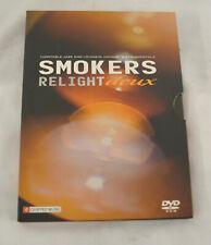 Smokers Relight Deux Wav Rex Loops 2 x DVD ROMs HipHop samples Rare Mint