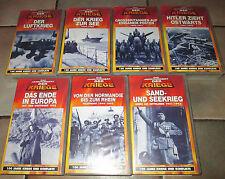 Filme auf VHS-Kassetten & Entertainment Krieg Dokumentarfilm