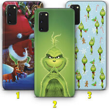 GRINCH 2 GREEN STOLE CHRISTMAS CARTOON HUAWEI P20 P30 P40 + LG phone Case Cover
