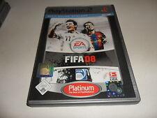 PlayStation 2  PS 2  FIFA 08 - Platinum