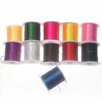 Elastic Strong Stretchy Beading Thread Cord Bracelet String For Jewelry Making