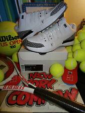 "Air Jordan Nike Zoom Vapor AJ3 ""Rojer Federer: White Cement"" W/F R-C G709998 160"