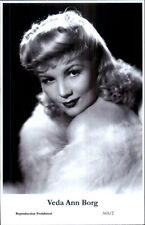Beautiful Actress VEDA ANN BORG A65/2 Swiftsure 2000 Postcard GREAT QUALITY