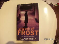 A TOUCH OF FROST R.D.WINGFIELD