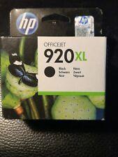 Cartouche encre origine HP 920XL Black Noir neuve