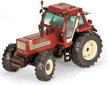 ROS30147 - Tracteur FIAT 1580 DT 4 Terracota 4 roues édité à 2300 unités - 1/32