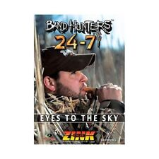 ZINK 24-7 DUCK & GOOSE CALLS BAND HUNTERS 6 EYES TO THE SKY DVD NEW