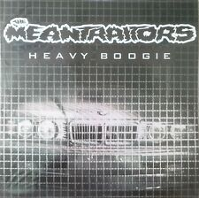 THE MEANTRAITORS - Heavy Boogie BLACK VINYL LP (NEW & SEALED) PSYCHOBILLY