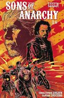 Sons of Anarchy Comic 1 Cover A Garry Brown First Print 2013 Christopher Golden
