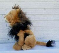 "Wild Republic Stuffed Animal Lion Puppet Plush King Jungle 15"""