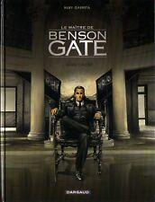 BD DARGAUD--EO--LE MAITRE DE BENSON GATE / TOME 1 - ADIEU CALER--NURY/GARETTA