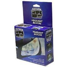 Rust-Oleum Wipe New Headlight Restore Kit Cleaner Renew & Protect FREE SHIPPING