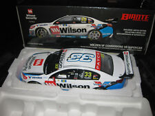 BIANTE 1/18 G TANDER HOLDEN COMMODORE 2017 V8 SUPERCAR GRM #33 WILSON SECURITY