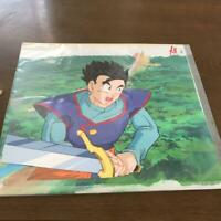 Dragon Ball Son Gohan Original Animation Cel Painting Anime Japan y044
