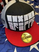 New Era 59 Fifty Hat Reed Project Fitted Baseball Cap 7 1/2