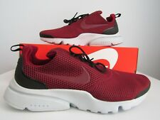 a677506265b78 Nike Presto Fly SE Mens Shoes Red Size 11 Sneakers Team Red Black  Athleisure New