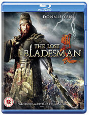 THE LOST BLADESMAN - BLU-RAY - REGION B UK
