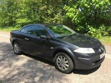 2007 Renault Megane Convertible Spares or Repair