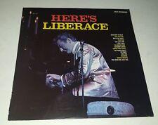 Liberace - Here's Liberace LP MCA Records Mack The Knife Autumn Leaves